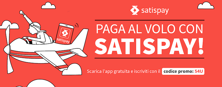 pagamento satispay golf